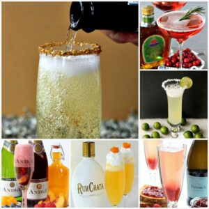 Champagne Cocktail Round Up