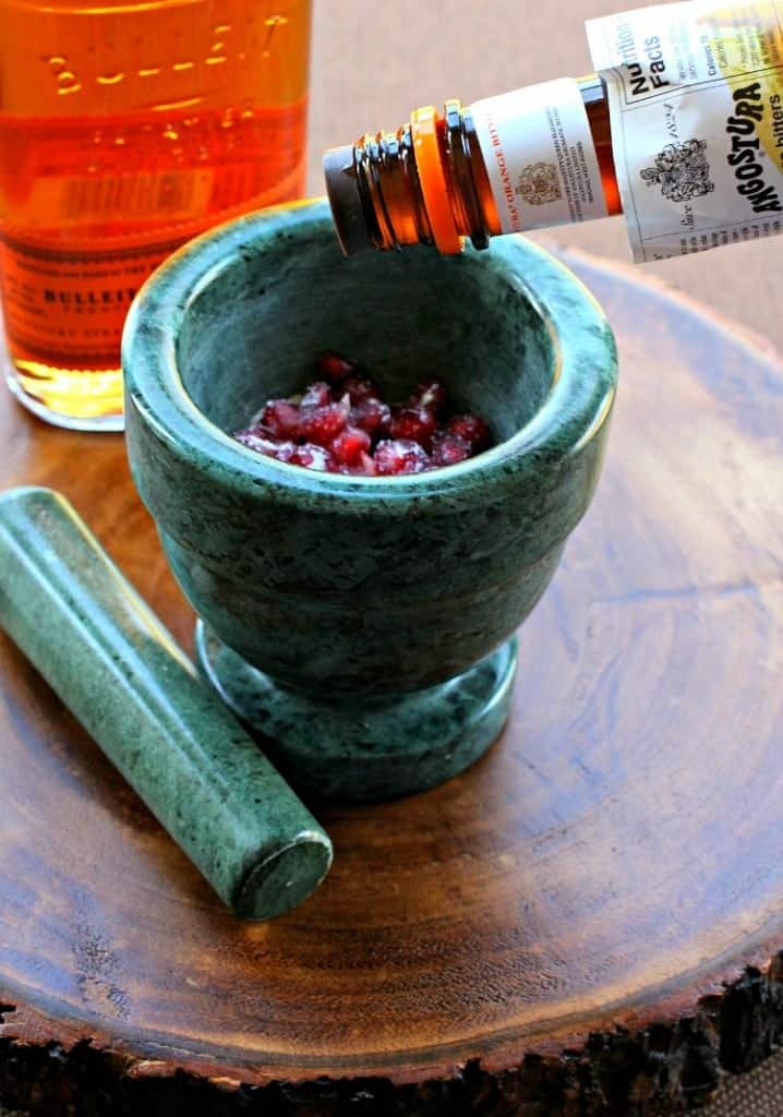 pomegranate-old-fashioned-bitters