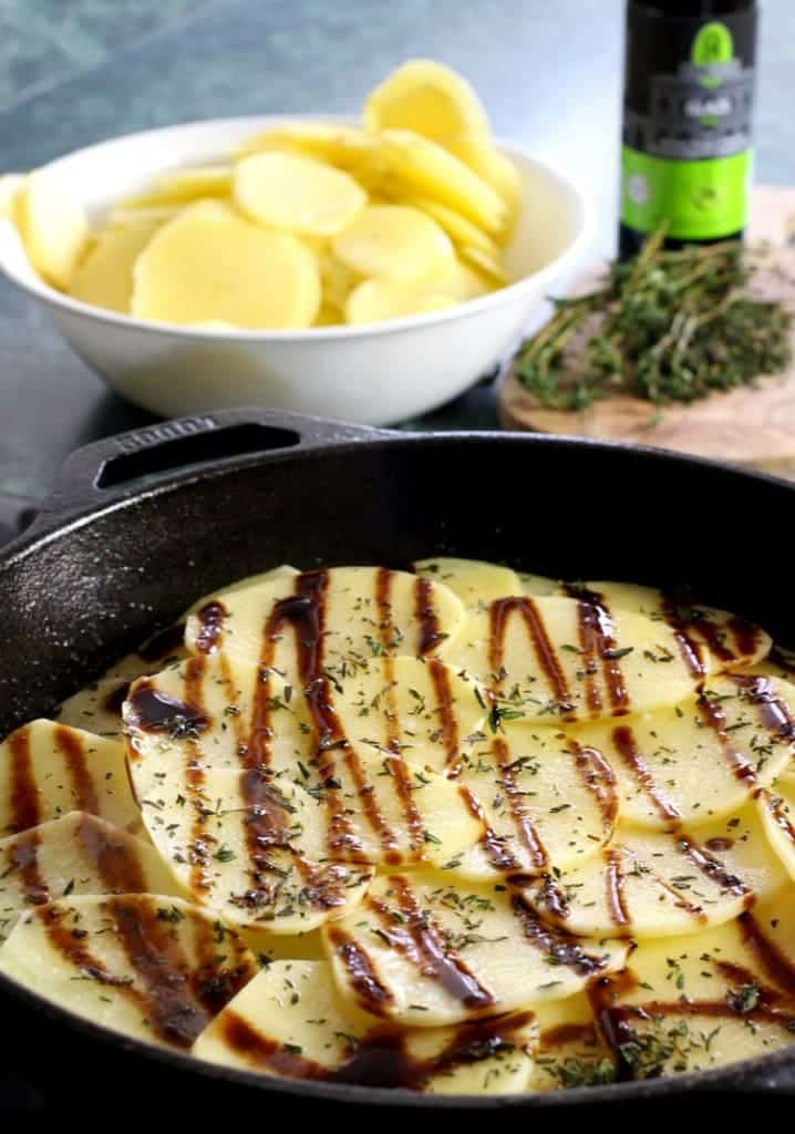 brown-butter-thyme-potato-torte-glaze