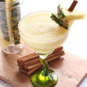 Frozen Pineapple Margaritas Recipe