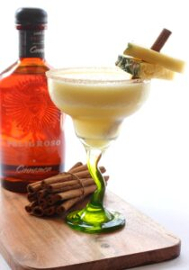 Cinnamon Pineapple Margarita