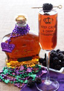 Whisky Kir Royal