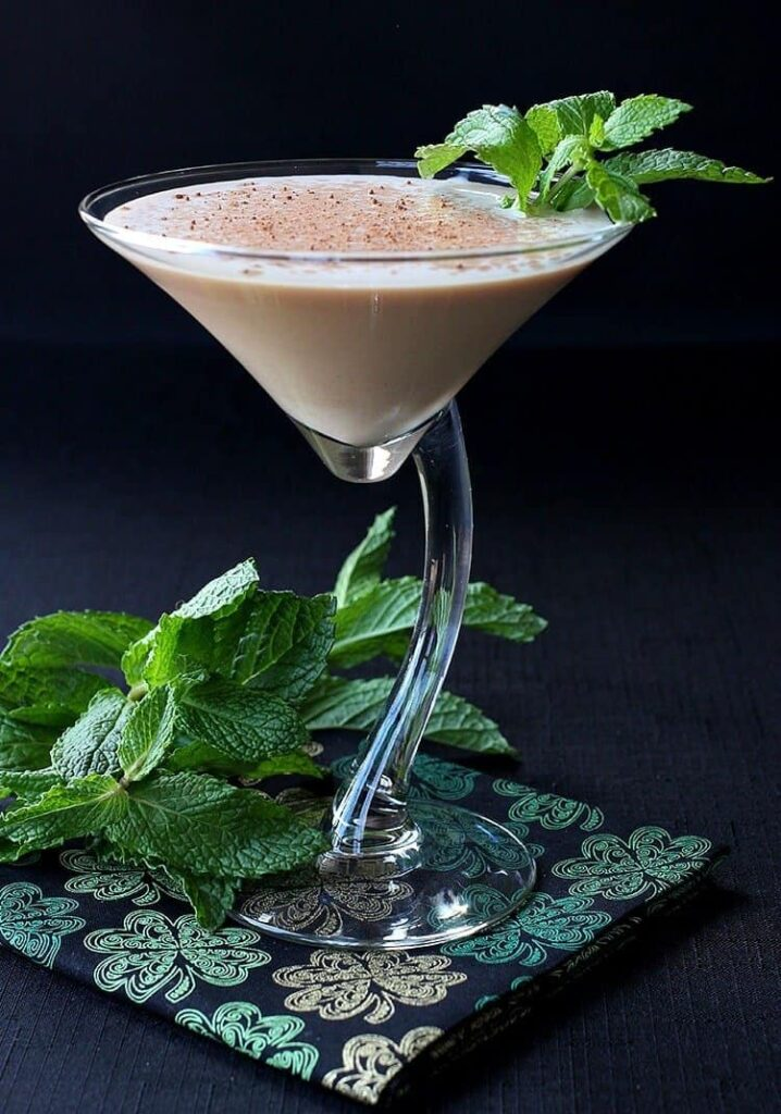 Baileys Martini is a martini recipe made with irish cream and vodka