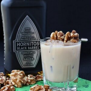 Nutty Tequila
