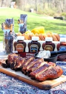 BBQ Party Ribs