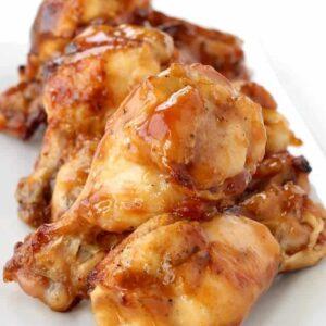 Baked Chicken Marsala Chicken Wings