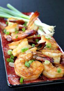 Asian Shrimp Cocktail