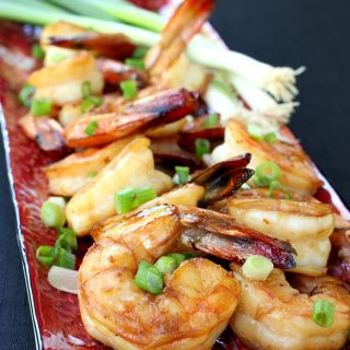 Asian Shrimp Cocktail