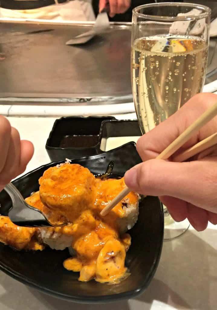 hibachi-champagne