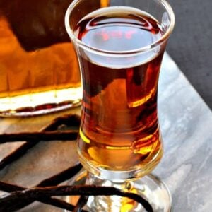Homemade Amaretto is an easy recipe to make at home