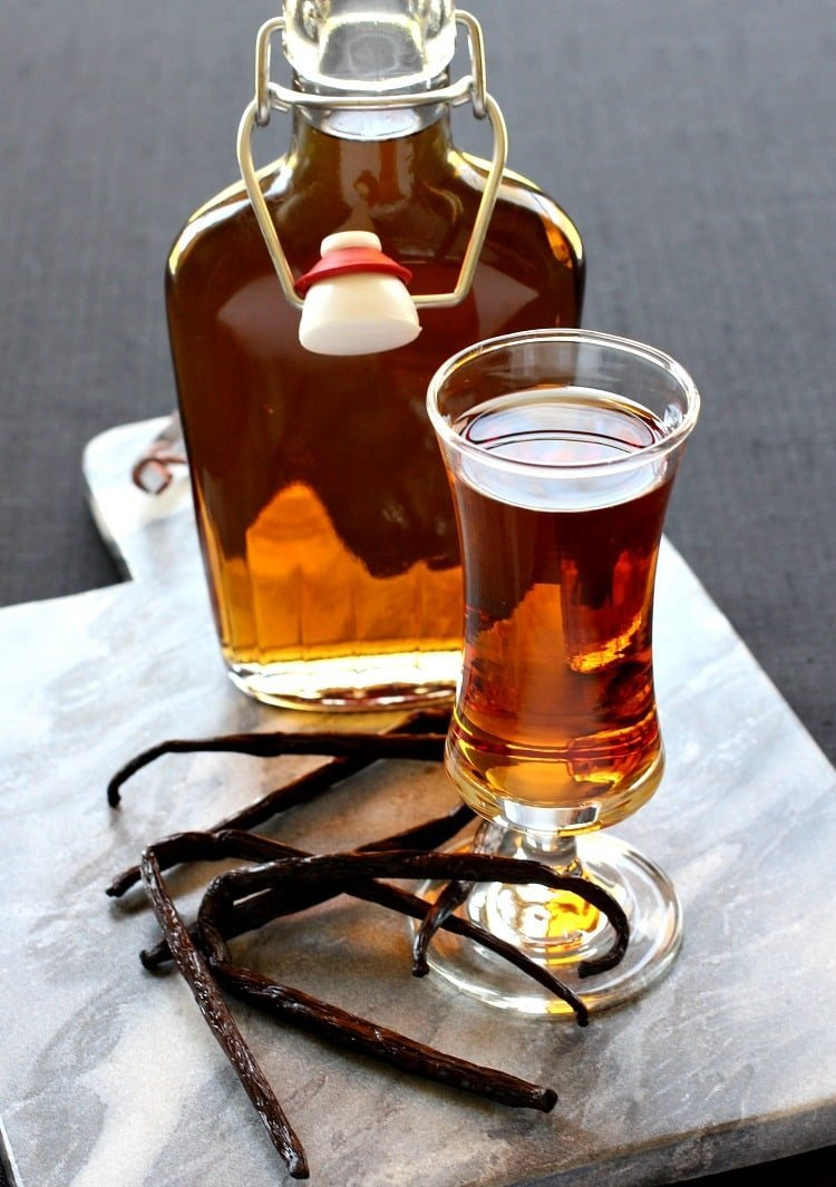 Homemade Amaretto is an amaretto recipe that is easy to make at home