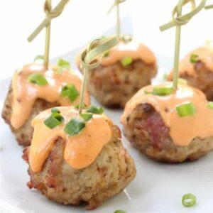 Meatball Appetizer Recipe