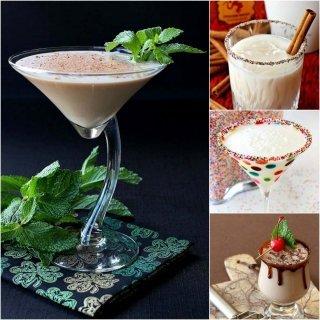 Boozy Dessert Cocktails