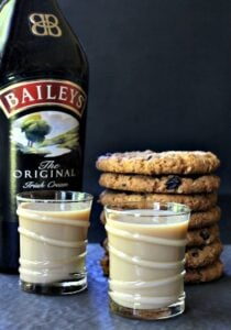 Oatmeal Cookie Shots