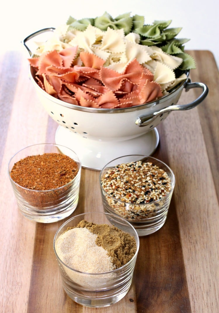 party-pasta-chips-ingredients-spices