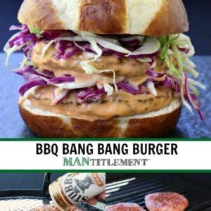 BBQ Bang Bang Burger