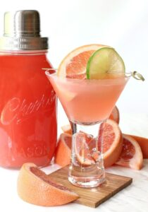 The Nevada Grapefruit Martini