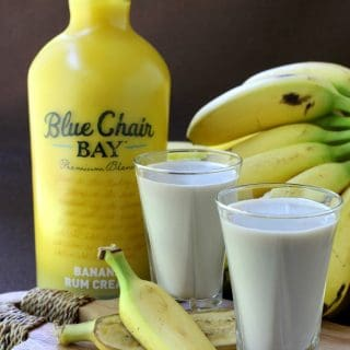 Bananas Foster Shots