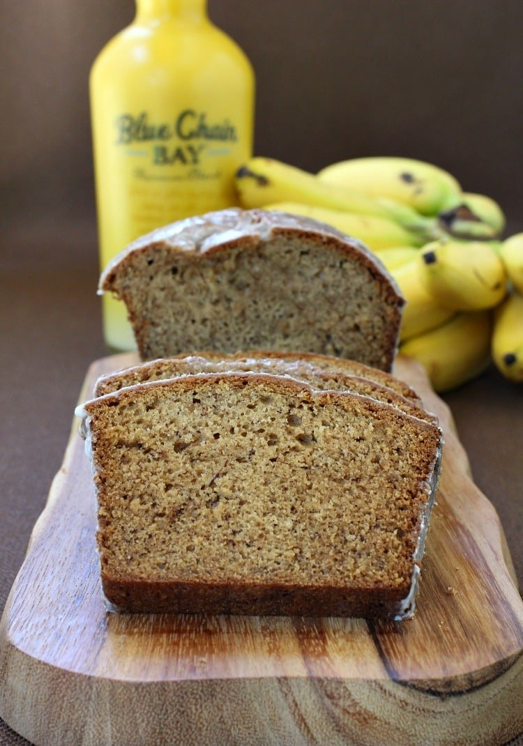 recipe: banana bread with rum glaze [27]