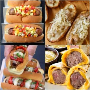 Favorite Bratwurst Recipes