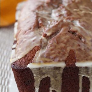 banana bread recipe with rum glaze