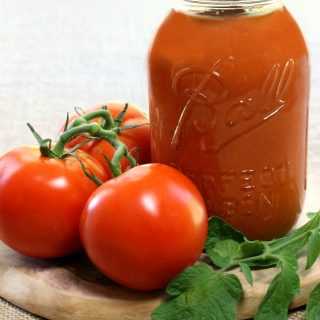Homemade Marinara Sauce