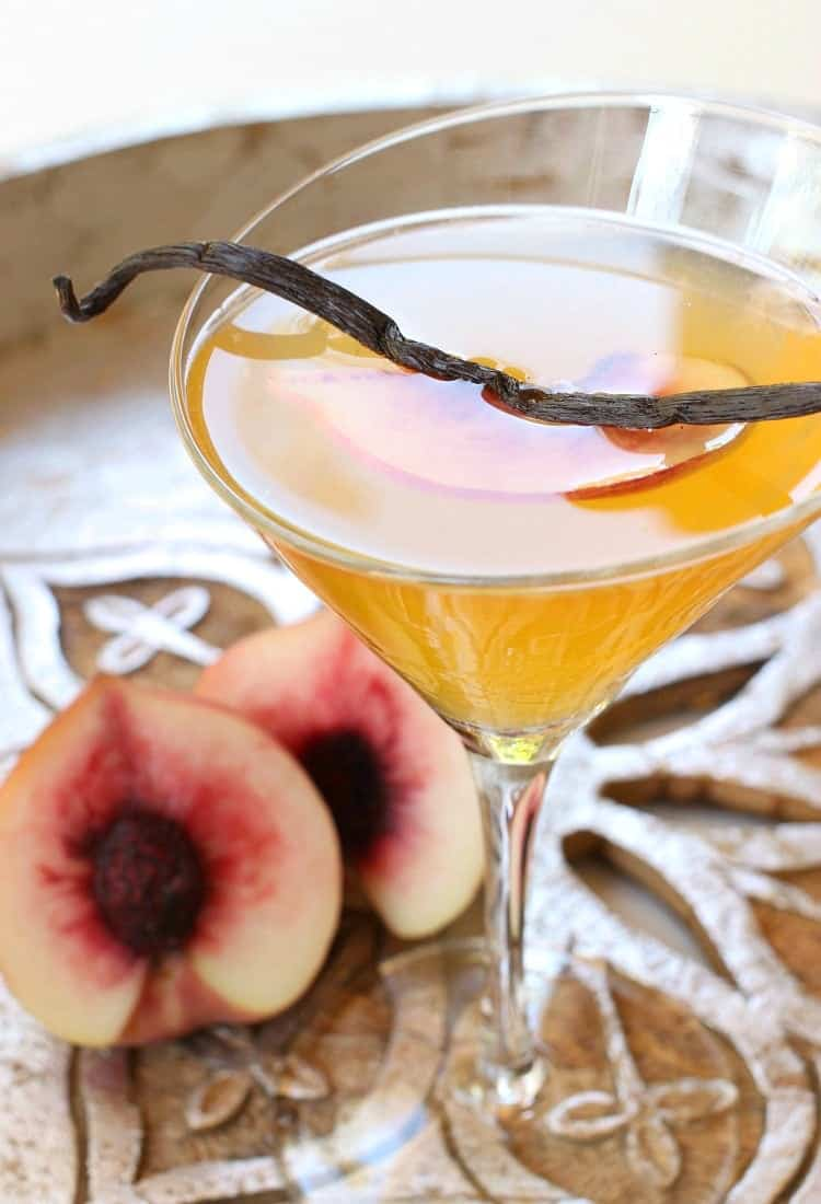 how to make peach vodka recipe