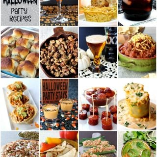15 Incredible Halloween Party Recipes