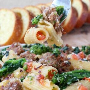 Easy One Pot Pasta Recipe