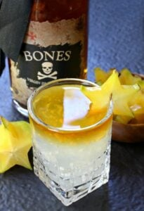 Coconut Rum Floater