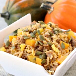 Fall Fried Rice