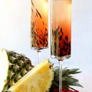 Island Champagne Cocktail
