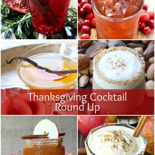 Thanksgiving Cocktail Round Up