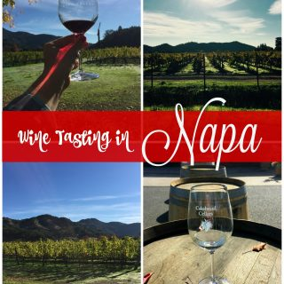 Wine Tasting in Napa