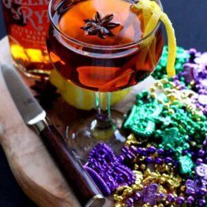 Sazerac Whiskey Cocktail Recipe