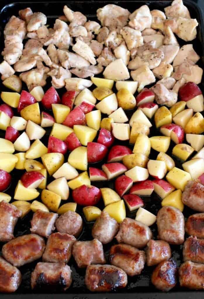 Sheet Pan Chicken Murphy Easy Sheet Pan Chicken And