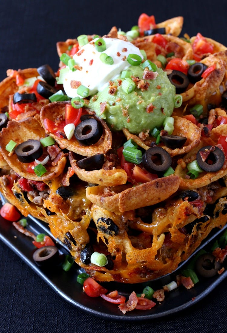 Once you make these Trashcan Frito Nachos you'll never make nachos the same way again!