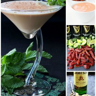 Celebrate St. Patrick's Day from Cocktails to Dessert