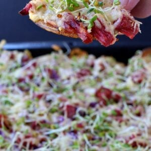 Corned Beef Irish Nachos