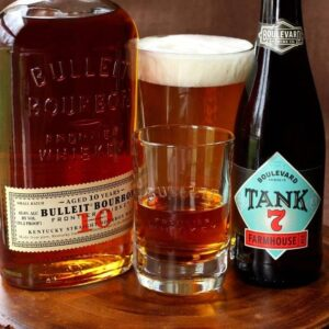Aged Frontier Farmhouse Boilermaker