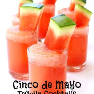 Cinco de Mayo Tequila Cocktails