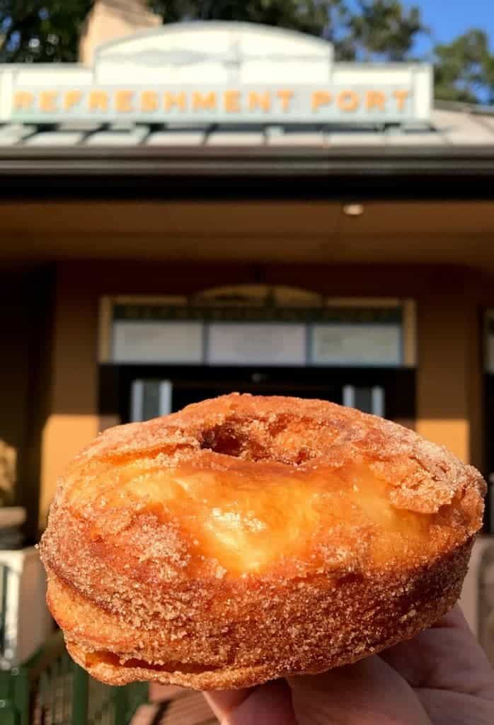 Eating Our Way Through Disney, Cronut