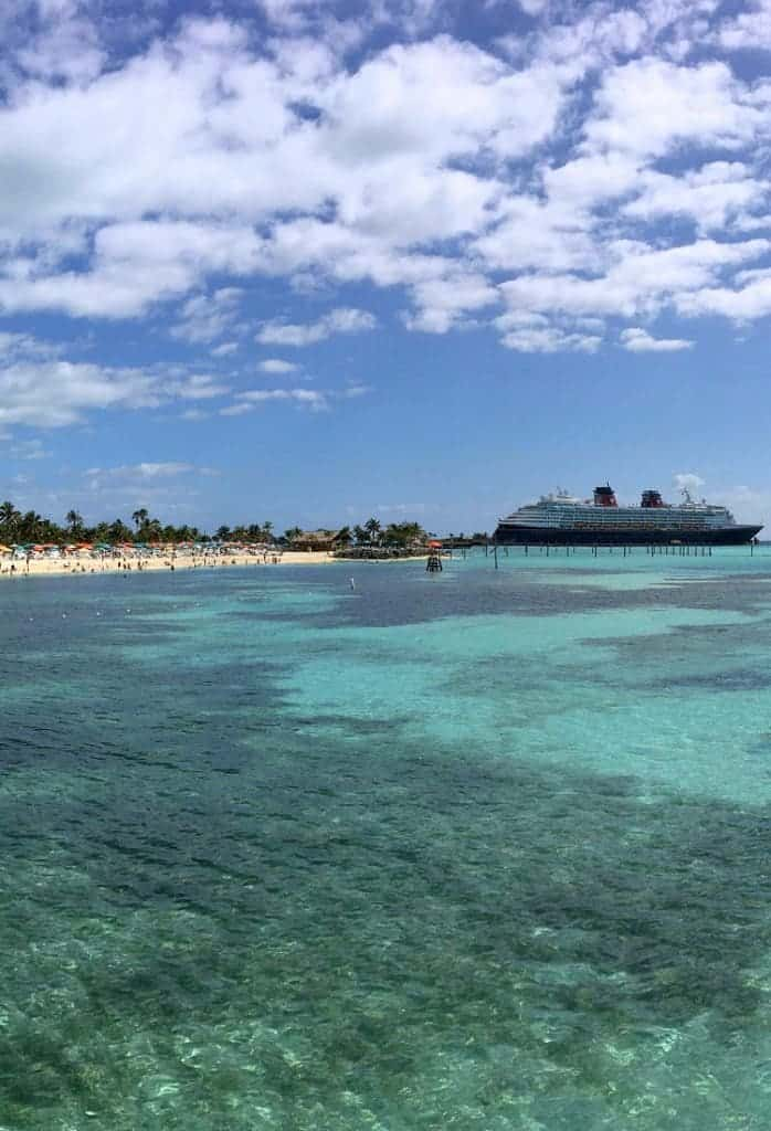 Eating Our Way Through Disney, Castaway Cay