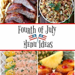 Fourth of July Menu Ideas