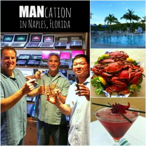 MANcation in Naples, Florida