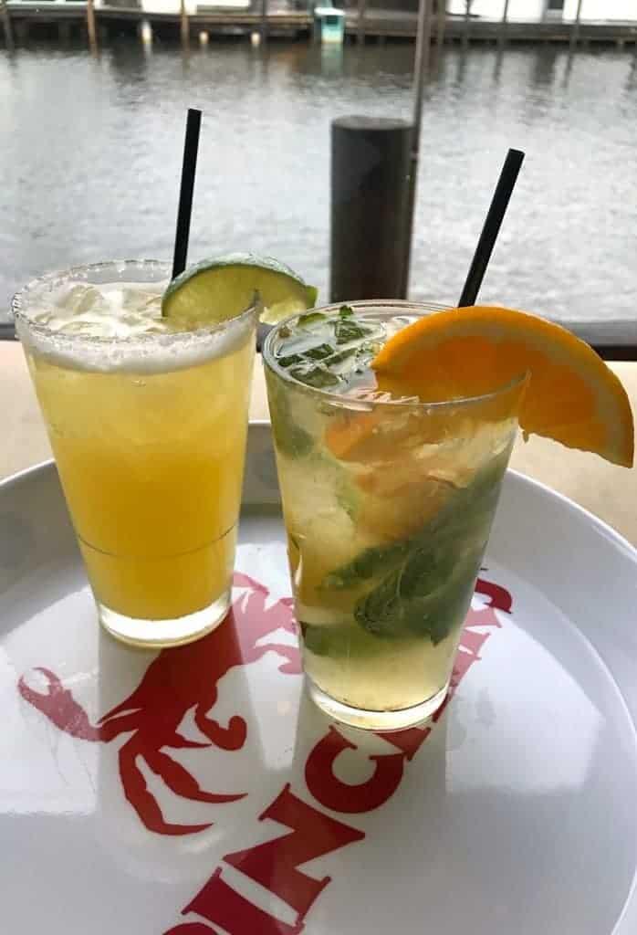 MANcation in Florida - cocktails