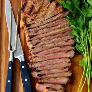 Make this French Dressing Steak for an easy dinner!