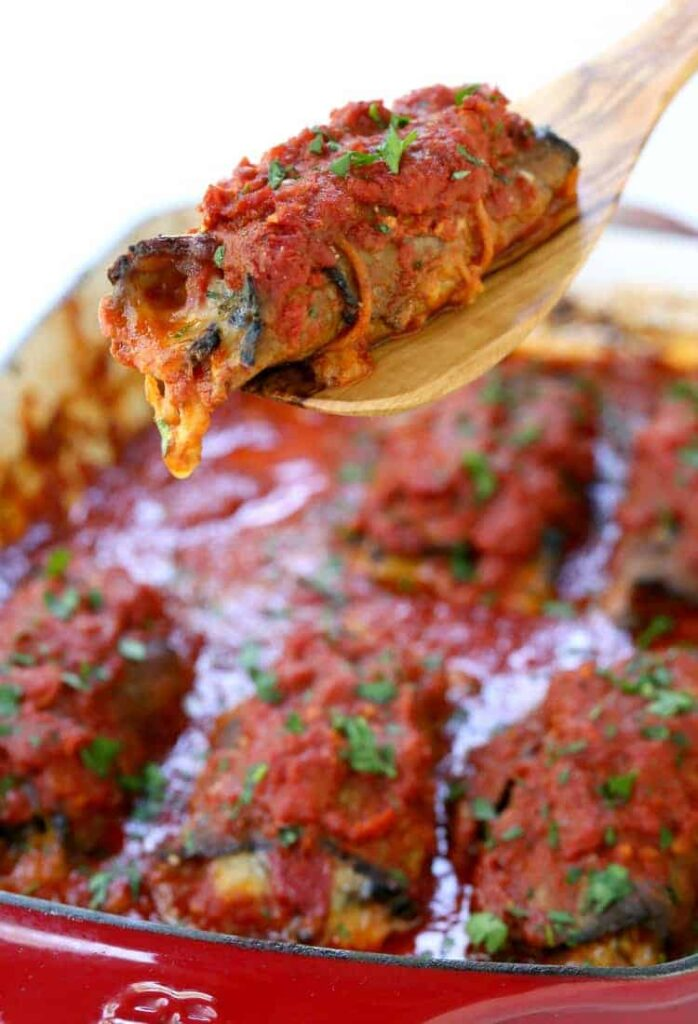 how to cook braciole in oven