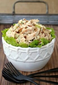 Caramelized Onion Chicken Salad