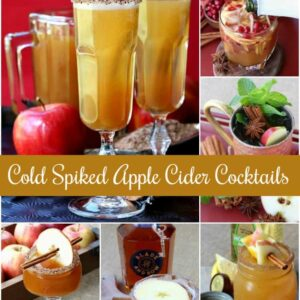 10 Easy Cold Spiked Apple Cider Cocktail Recipes You Must Try!